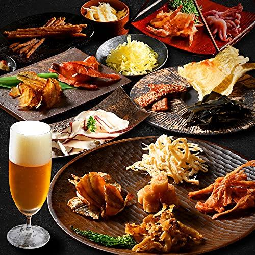 北海道 さっぽろ朝市 高水 おつまみ ギフトセット 全16種 珍味 詰め合わせ