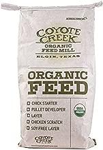 Coyote Creek Certified Organic Feed - Rabbit Pellets - 20lbs