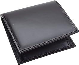 (ファイブウッズ) FIVE WOODS BASICS BRIDLE ベーシックブライドル ミニウォレット 「MINI WALLET」 ダークブラウン 日本製 ブライドルレザー 本革 メンズ 二つ折ミニ財布 43014 wl4126