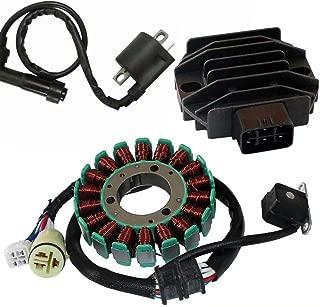 New Stator Regulator Rectifier & Ignition Coil For Replacing Yamaha Raptor 660 YFM660 2001-2005