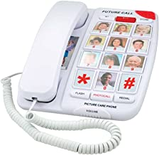 Future Call Picture Phone with Speakerphone FC-1007SP