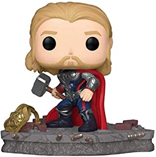 Funko Pop! Deluxe, Marvel: Avengers Assemble Series - Thor, Amazon Exclusive, Figura 4 de 6