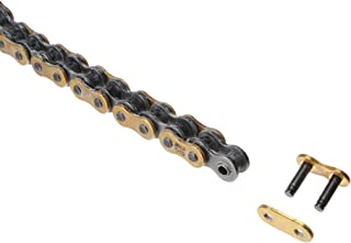 RK Racing Chain GB520EXW-120 Gold RX-Ring Chain