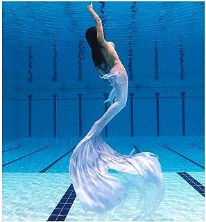Traje De Bano Sirena Niñas, Cola De Sirena Bikini Set para Niña, Natación Ropa Verano Swimwear, (Color:Estilo-a)