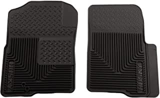 Husky Liners Fits 2003-14 Ford Expedition, 2004-10 Ford F-150, 2006-08 Lincoln Mark LT, 2003-14 Lincoln Navigator Heavy Duty Floor Mats Front Floor Mats