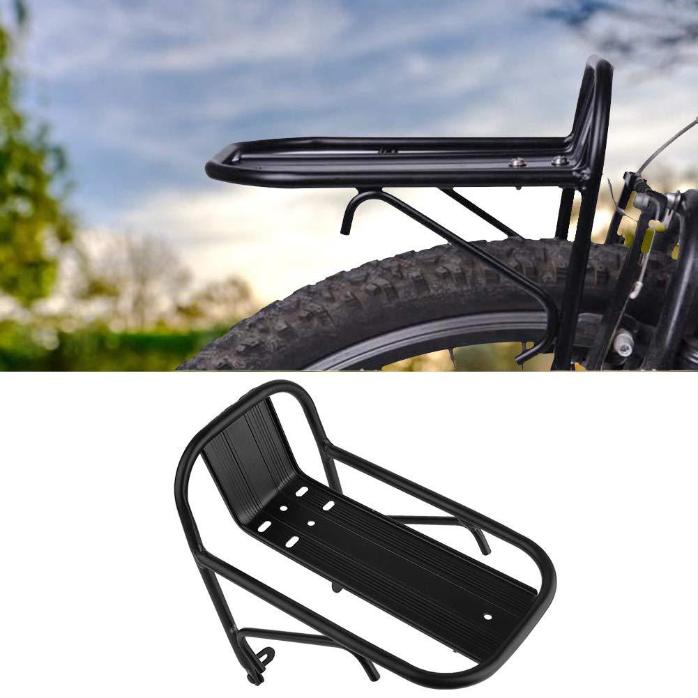 VGBEY Estante Delantero para Bicicletas, portabicicletas ...
