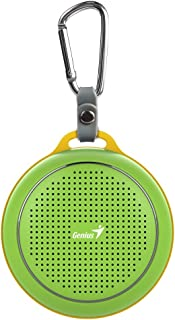 Genius Sp-906Bt Speaker for Mobile Phones - Fresh Green