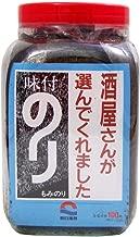 酒屋さんが選んだ味付けのり(朝日海苔)全型4切100枚入り (濃い味) [No1]