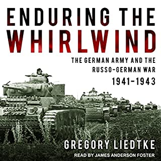 Enduring the Whirlwind cover art