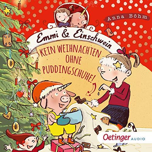 Kein Weihnachten ohne Puddingschuhe! Titelbild