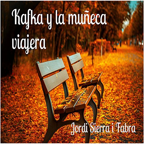 Kafka y la Muñeca Viajera audiobook cover art