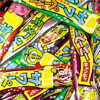 やおきん サワーペーパーキャンディ 5種類×36コセット(計180コ)