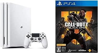 PlayStation 4 Pro グレイシャー・ホワイト 1TB + 【PS4】コール オブ デューティ ブラックオプス 4【CEROレーティング「Z」】 セット