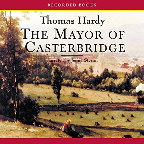 The Mayor of Casterbridge copertina