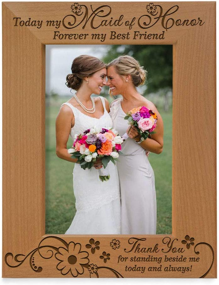 KATE POSH - Today My Maid of Honor, Forever My Best Friend - Tha