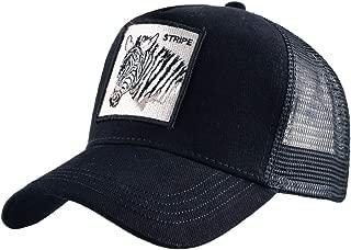 Best zebra trucker hat Reviews