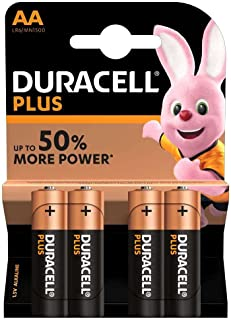Duracell Plus Piles AA