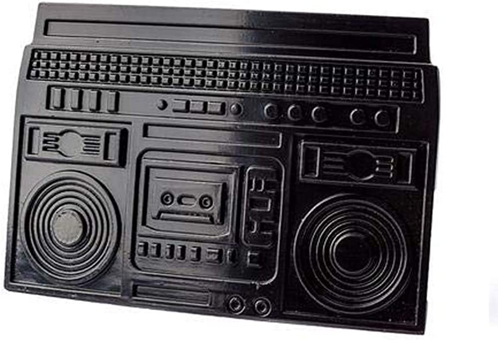 Mens Boombox Music Belt Buckle Fits Luxury goods Max 50% OFF Cool Novelty Bel