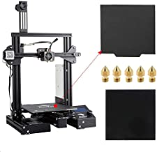 COMGROW Creality Ender 3 Pro 3D Printer with Glass Plate, Upgrade Cmagnet Build Surface Plate and UL Certified Meanwell Po...