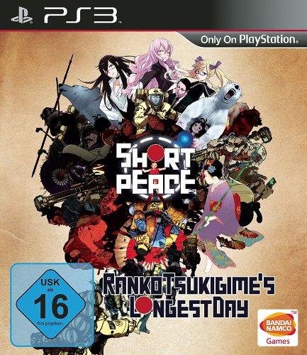 Short Peace - Ranko Tsukigime's Longest Day - [PlayStation 3]