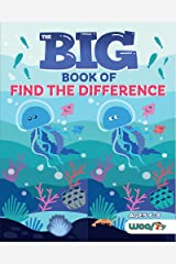 The Big Book of Find the Difference Puzzles Paperback