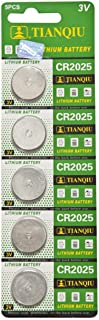 SE - Battery - CR2025, Button Cell, 5 Pc - BT2025-5