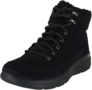 Skechers Womens ON The GO Glacial Woodlands Black Size 8.5
