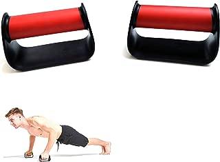 O RLY Push Up Bar Appareil de Musculation Poignées de Support pour Pompes