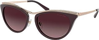 نظارات شمسية من مايكل كورس باطار اسود 54 MK1065