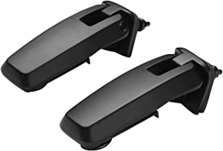 Rear Window Hinge Set Liftgate Glass Hinge Right & Left | for 2008-2012 Ford Escape Mercury Mariner Mazda Tribute | #8L8Z78420A68C, 8L8Z78420A68D, 8L8Z-78420A68-C, 8L8Z-78420A68-D