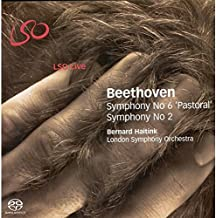 Symphonies, Nos. 6 & 2 Beethoven