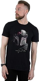 Star Wars Men's The Mandalorian Poster T-Shirt
