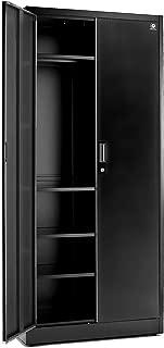 Best white metal storage cabinet Reviews