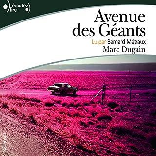 Avenue Des Géants De : Marc Dugain ...