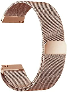 Milanese Loop 20mm for Samsung Galaxy Watch 42mm, Samsung Galaxy Watch Active, Samsung Gear Sport, Samsung Gear S4 / S2, S...