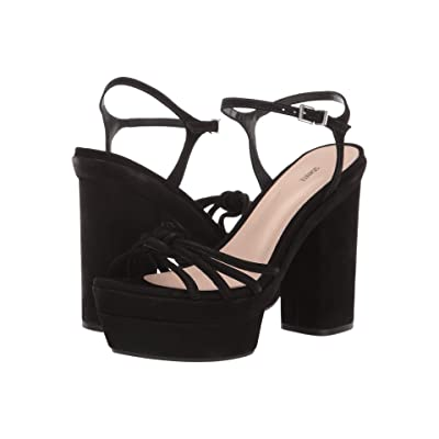 Schutz Faubina (Black) High Heels