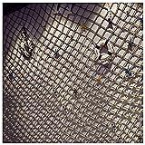 Cuerda De Cáñamo Nets Escalada Escalada Cáñamo Al Aire Libre Cuerda De Cuerda Net 8mm * 10 Cm Neto De Seguridad Interior Neto De Seguridad Para Niños 1 * 3m Tejido De Tejido Cuer(Size:1*5m(3*16ft))