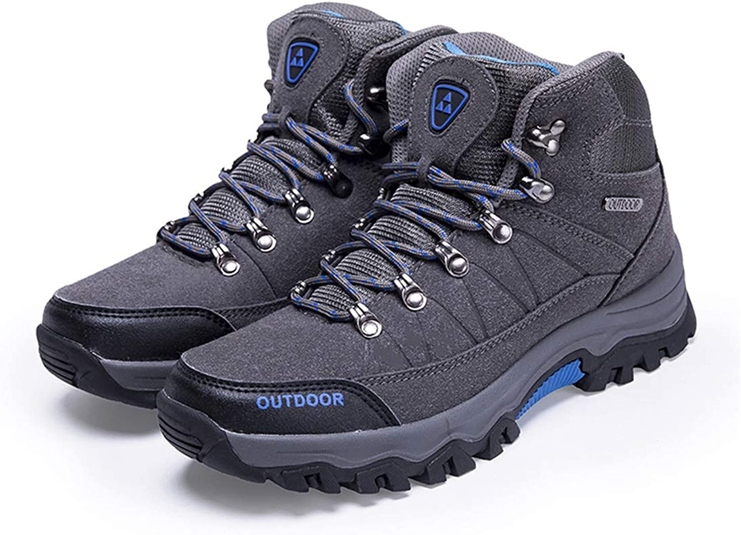 Mens Hiking shoes 2018 Winter Athletic shoes Outdoor High-Top shoes Sneakers