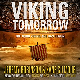 Viking Tomorrow cover art