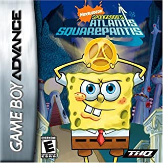 Gba Spongebob Game