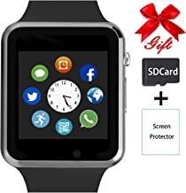 Smart Watch,Unlocked Touchscreen Smartwatch Compatible with Android/Bluetooth/iOS..