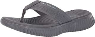 Skechers Men's Elite Flex Coastal Mist Flip-Flop