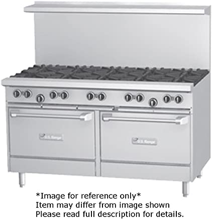 ee0a684e578 Garland G60-6R24RS 60†Mixed Top Burner Gas Restaurant Range - G Series