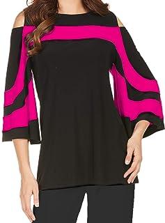 77009abc5ad FRANK LYMAN Womens Belle Sleeve Top Style 172010