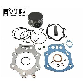 Yamaha YZ80 YZ85 Cylinder Piston Gasket Kit Bore 47.5mm ATV Direct Replacement
