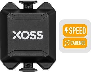 XOSS New Bike Computer Cycling Cadence Sensor Speedometer Bicycle ANT+ Bluetooth 4.0 Wireless Cycle Computer
