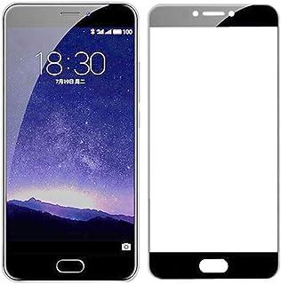 【3-pack】3D svart härdat glas, för Meizu M3 M5 M3S M5S MX6 M6 Note telefonskyddsfilm, För Meizu U20 U10 skärmskydd - För Me...