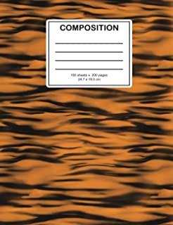 Basics college ruled composition notebook 9.72x7.48inch, 100 sheets