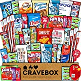 CraveBox Care Package (45 Count)...