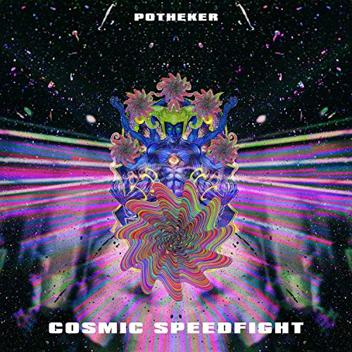 Cosmic Speedfight